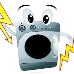 Почему стиральная машина бьется током на корпусе