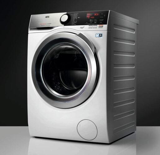 стиральная машина с сушкой AEG