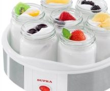 Йогуртница с готовым йогуртом