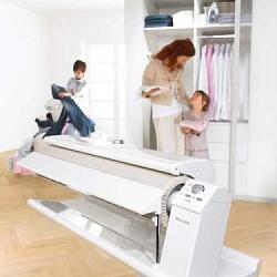 Гладильная машина для дома: разновидности, принцип работы