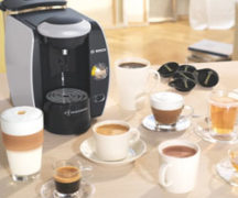 Принцип работы кофемашин