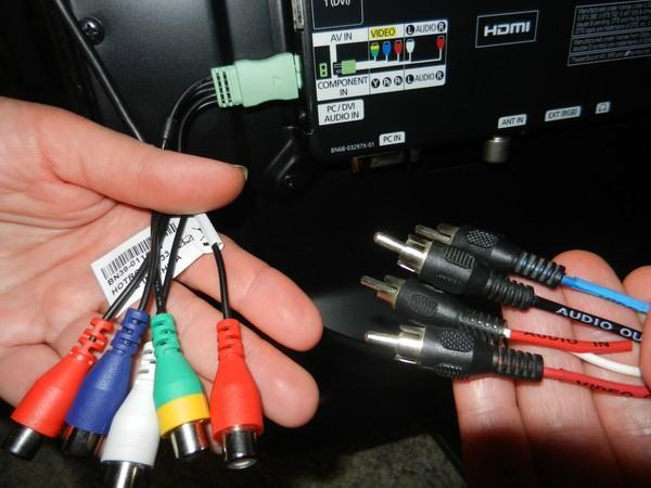 Выбор кабеля для подключения видика