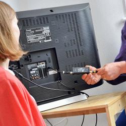 Как сделать подключение к одной антенне двух или более телевизоров