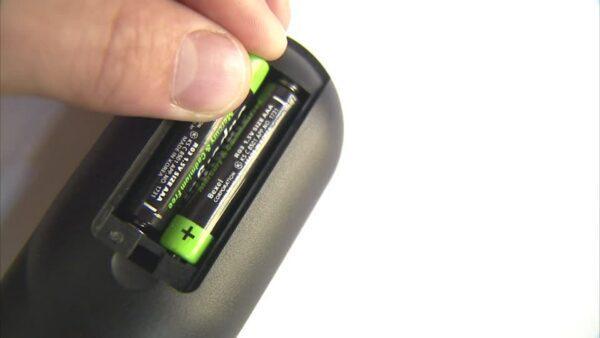 замена батареек в ПДУ
