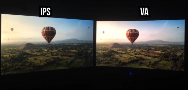 Различие матриц ТВ