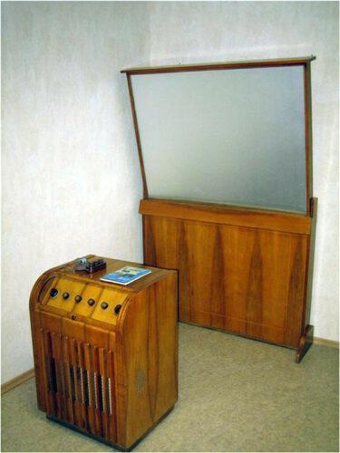 проекционный телевизор СССР