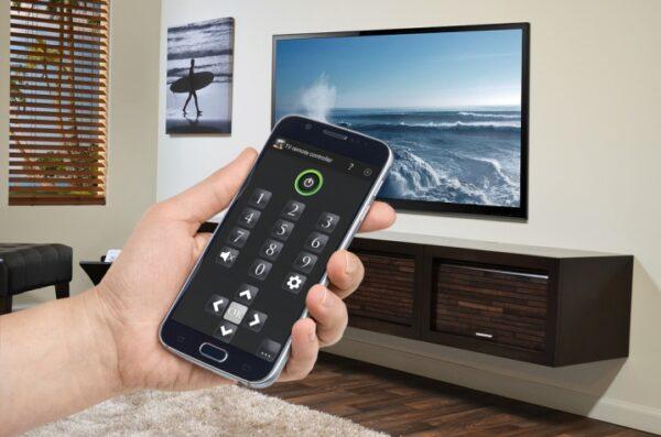 Управление ТВ со смартфона