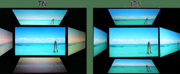 различие матриц телевизора