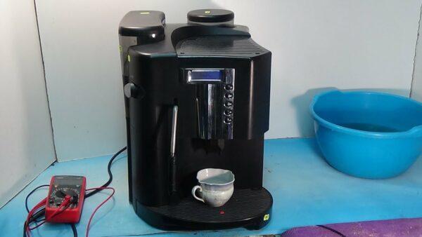 проверка кофемашины мультиметром