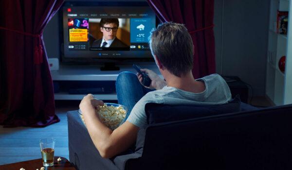 Просмотр фильмов на ТВ