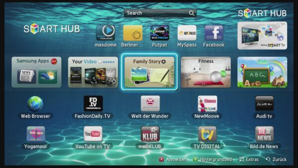 SmartHub Samsung