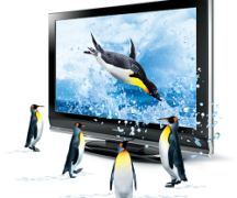 Телевизор 3Д