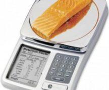 Весы с подсчетом калорий
