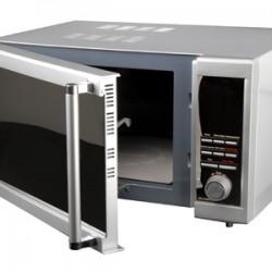 Чем можно покрасить микроволновую печь внутри
