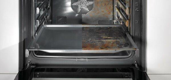 самоочистка духовки