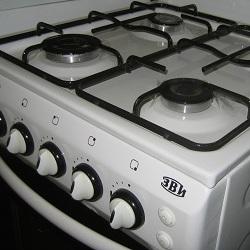 Правила установки и подключения газовой плиты