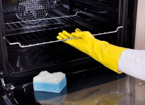Уход за духовкой