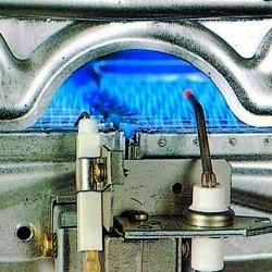 Как правильно включить газовую колонку