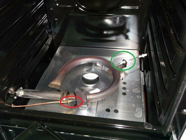 газ-контроль в духовке