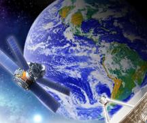 Спутник спутниковая антенн