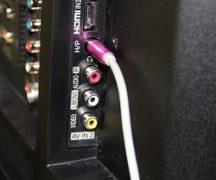 Как подключить музыкальный центр к телевизору