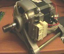 Куда приспособить двигатель от стиральной машины