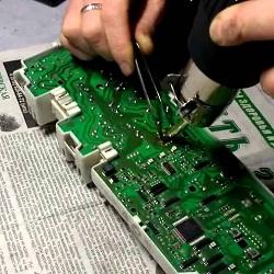 Как починить модуль управления стиральной машины