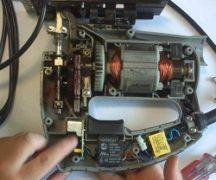 Ремонт электролобзика
