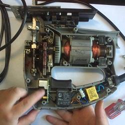 Ремонтируем электролобзик своими руками