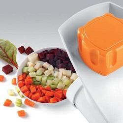 ТОП-5 кухонных комбайнов с кубикорезом
