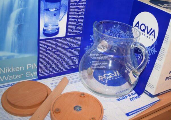 аквадиски для структурирования воды