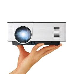 Принцип работы видеопроектора