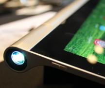 Планшет с проектором от Lenovo