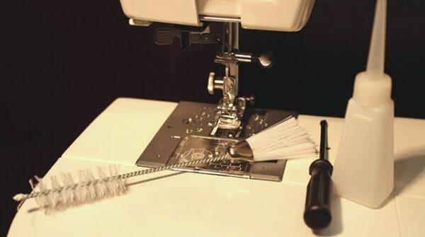 набор для ухода за швейной машинкой