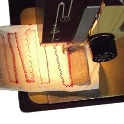 Какие виды строчек есть на современных швейных машинках