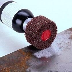 Насадки на дрель для шлифовки и полировки