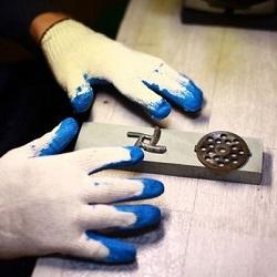 Как заточить нож для мясорубки своими руками