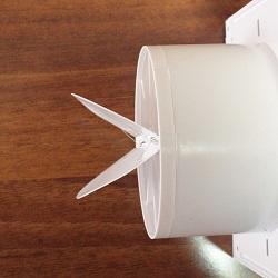 Особенности вытяжных вентиляторов с обратным клапаном