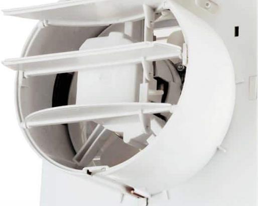 Вентилятор-жалюзи
