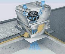 Крышной вентилятор