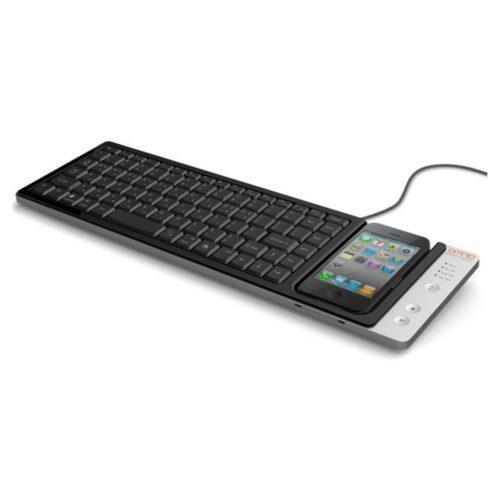 Док-станция с клавиатурой