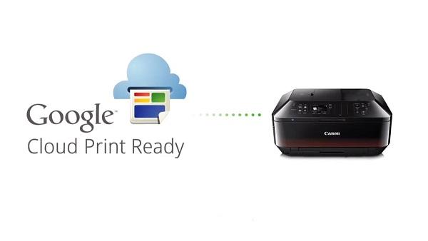 Принтер с функцией Cloud Print ready