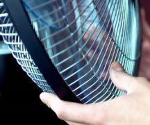 Сборка вентилятора