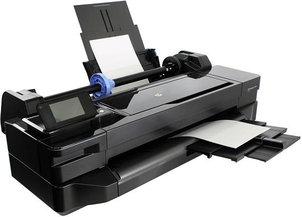 HP Designjet T120 610 мм (CQ891A)