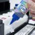 Уровень чернил в принтере