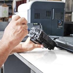 Как правильно заправить лазерный принтер