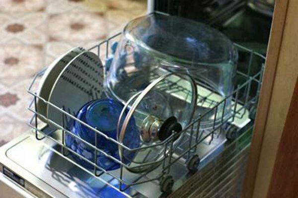 аэрогриль в посудомоечной машине