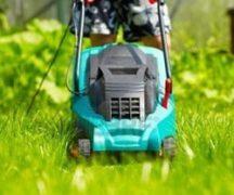 Эксплуатация газонокосилки