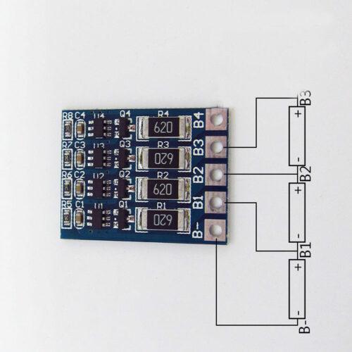 балансировка литий-ионных батарей