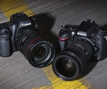 Nikon или Canon